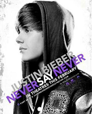 Justin Bieber Movie on Preporu  Ujem Vam Pjesmu Never Say Never Od Justina Bieber Pa   Ak I