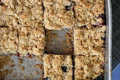 Cran Fig+Oat+Squares+2 Fig Cranberry Oat Squares