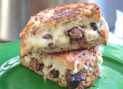Cheese+%26+Beef+Rib Day 295: Grilled Cheese with Pulled Beef Short Ribs