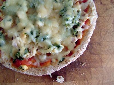 Spanikopizza Day 332: Spanakopizza