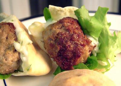 Mini+lamb+burgers Day 356: Mini Lamb Burgers with Feta and Tzatziki