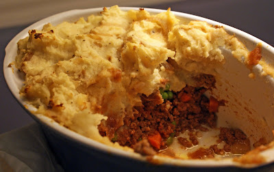 Shepherd%27s+Pie Caramelized Onion Dip, and then Shepherds Pie