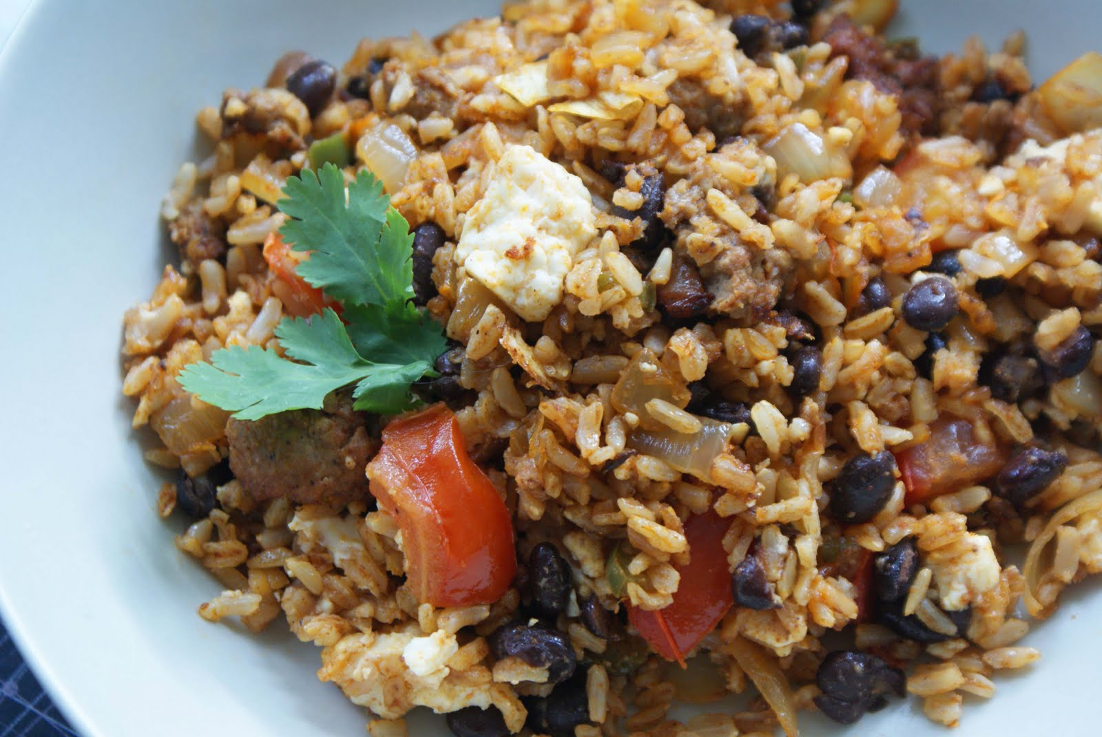Mexican+Fried+Rice Mexican Fried Rice