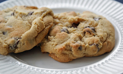 Chocolate+Chip+Cookies (Lower Fat) Chocolate Chip Cookies