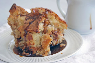 Bread+pudding+with+espresso+syrup+2 Bread Pudding with Espresso Syrup