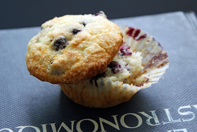 Gluten free+Blueberry+Muffin+ +single Gluten Free Lemon Blueberry Muffins