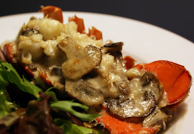 Lobster Thermidor (Very Much Streamlined) - Dinner With Julie Dinner ...