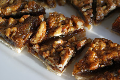 Butter+Tart+Squares+2 Butter Tart Squares and Cheese