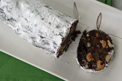 Chocolate+Salami+2 Chocolate Salami