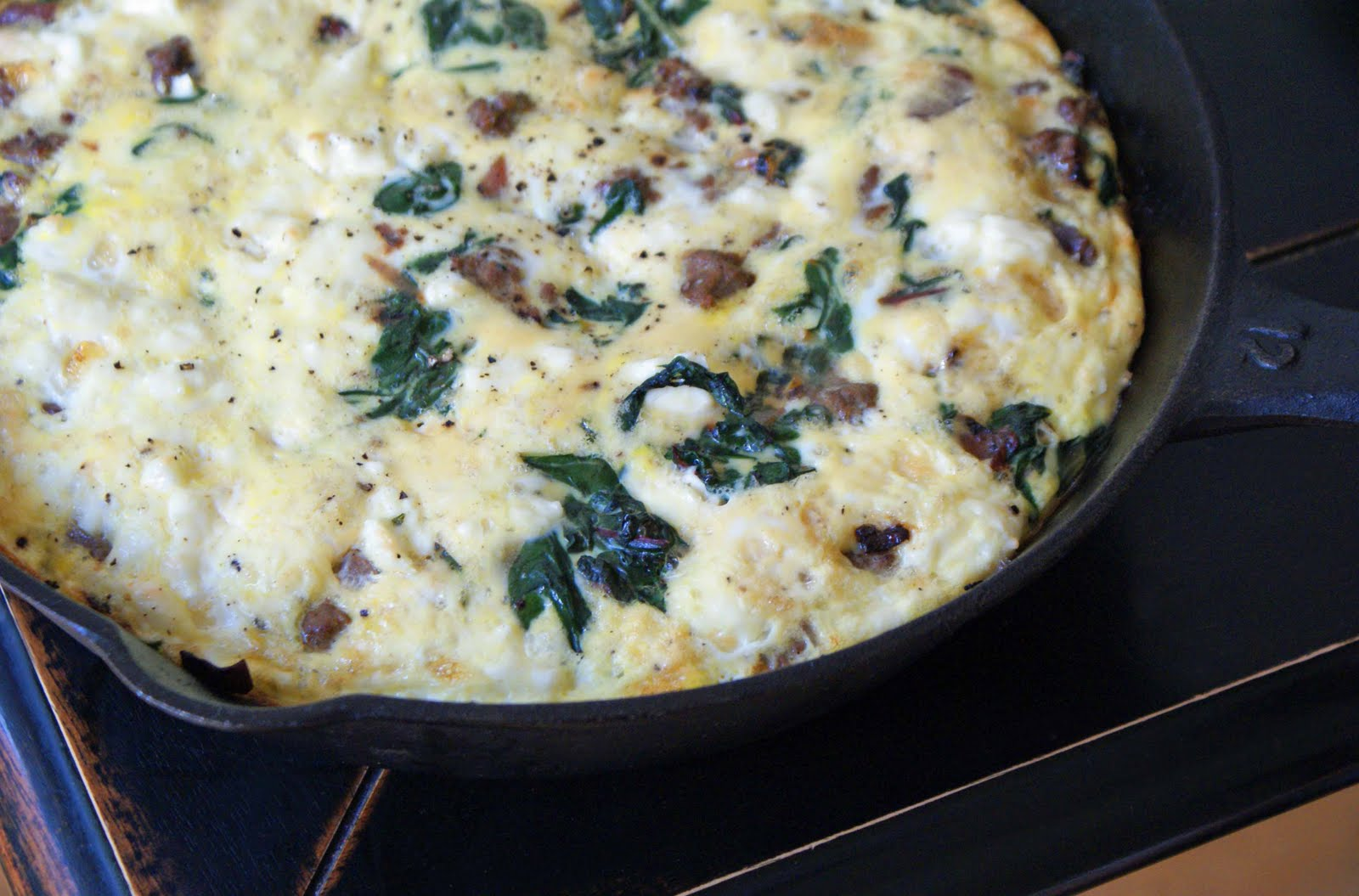 Frittata Bites With Chard, Sausage, And Feta Recipes — Dishmaps