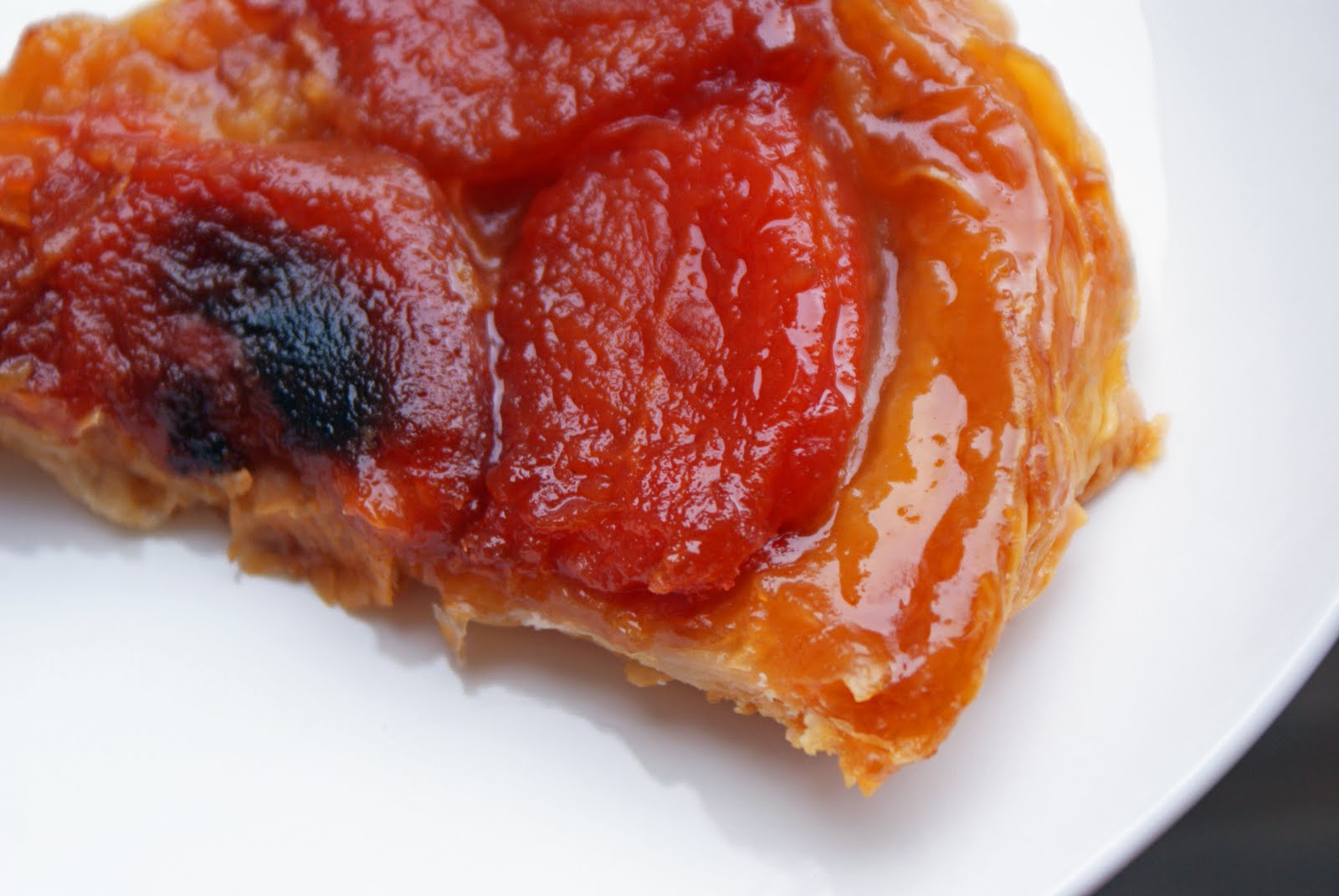 Tomato Tarte Tatin - Dinner With Julie Dinner With Julie Tomato Tarte ...