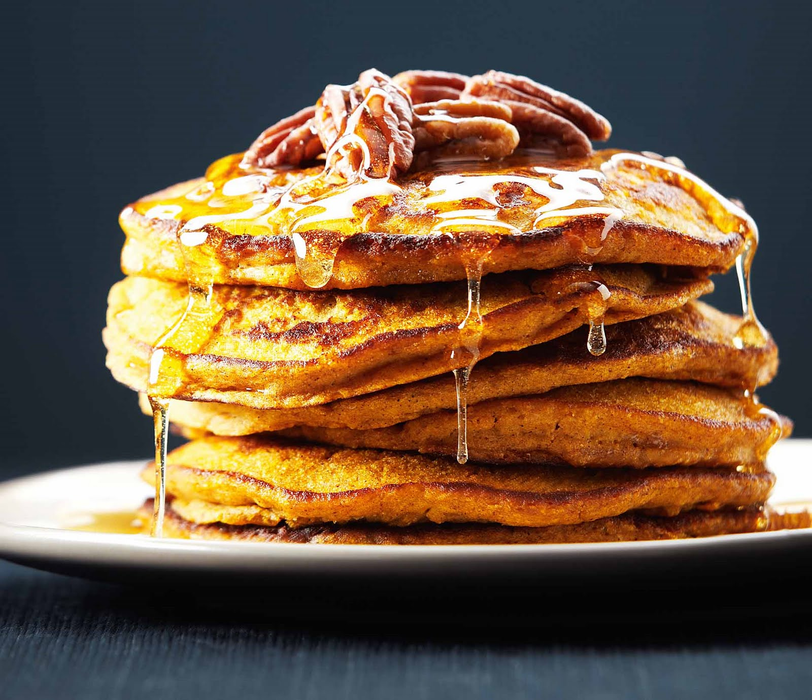 Pumpkin Pancakes - Dinner With Julie Dinner With Julie Quinoa Pumpkin ...