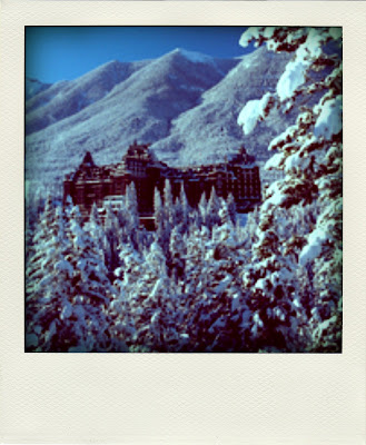 Banff%2BSprings%2BWinter cropped pola Brunch at the Banff Springs