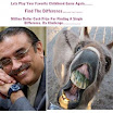 Funny Photos of President Asif Ali Zardari.