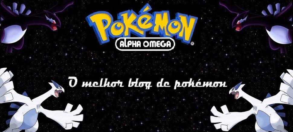 Pokémon Alpha Ômega