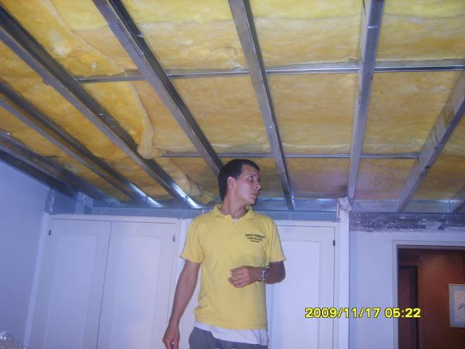 colocacion de durlock / juanjofernandes - construcciones & servicios