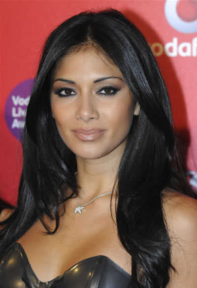 Nicole Scherzinger is the current hot stuff to be on the cover of Maxim, ...