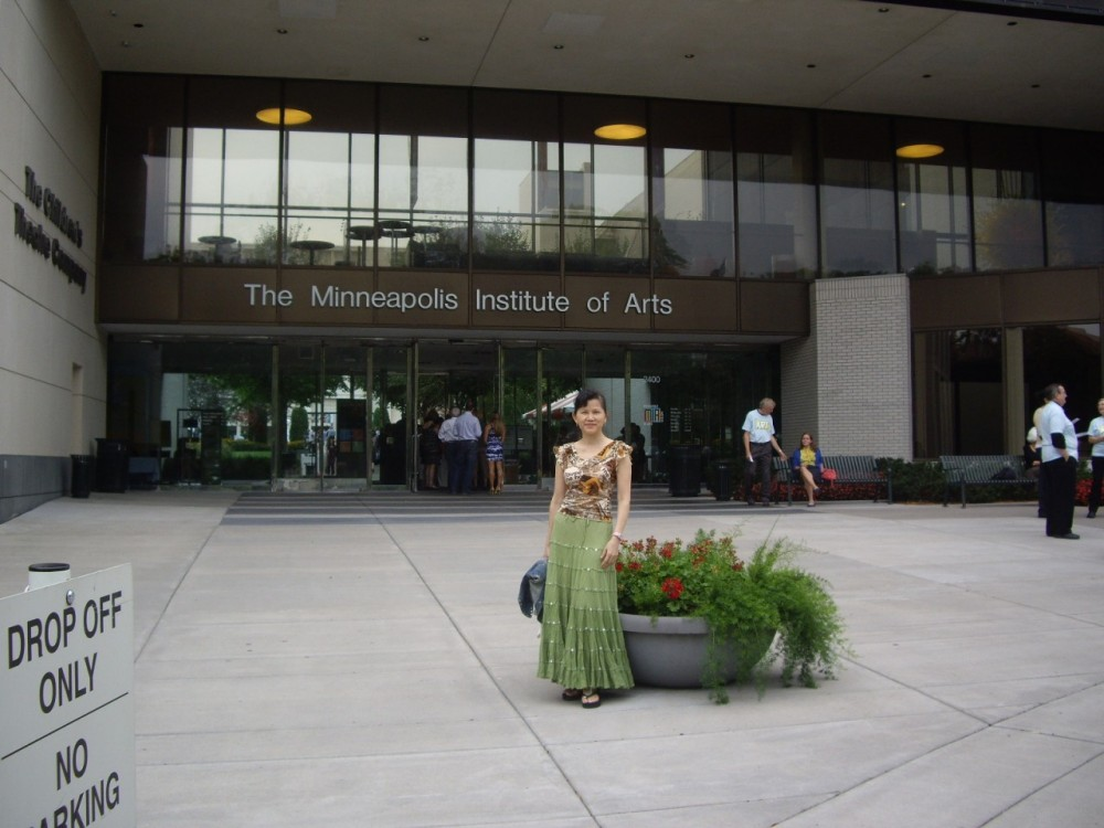 the minneapolis instatute of arts review – the minneapolis institute of arts is one of the premiere art museums in the world it is a who's who collection: picasso, gaugan, rodin, monet, cezzanne.