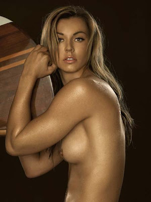 Deutschland Olympic Women Athletes Pose Nude for Playboy