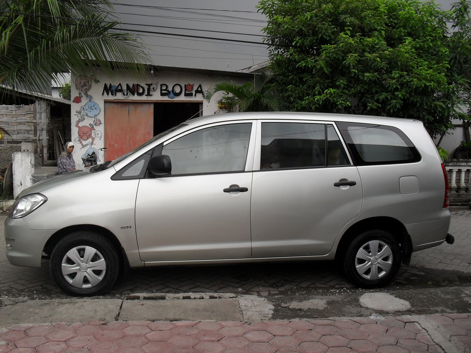 Toyota Kijang Inova Modif Ajilbabcom Portal Picture