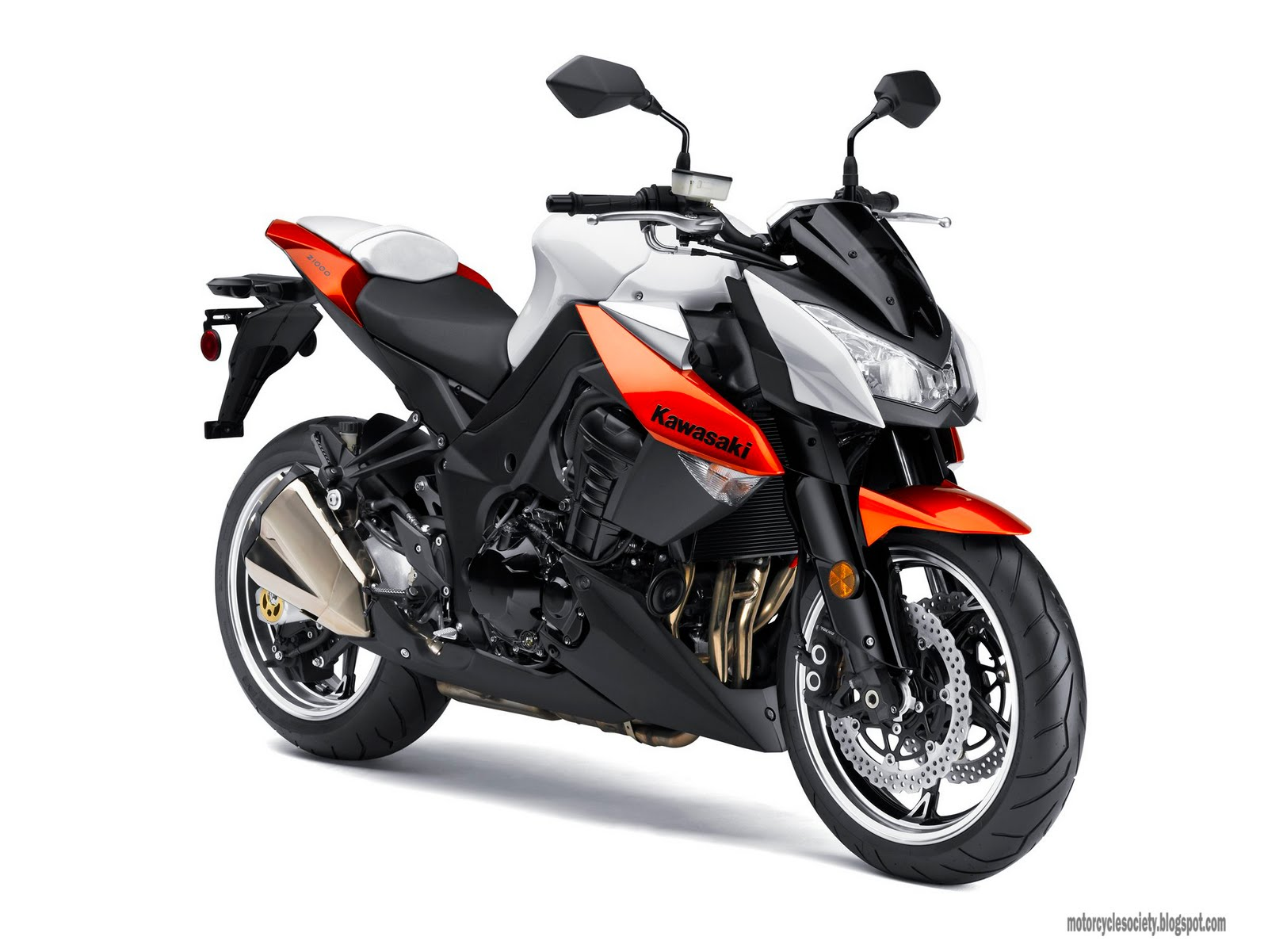 2010 Kawasaki Z1000br sportier than ever   Bikes