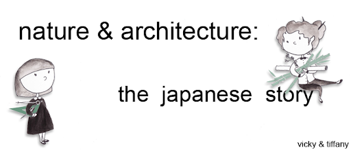 nature & architecture: the japanese story