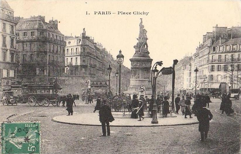 Commerces immarcescibles belle jardini re paris place for Place de clichy castorama