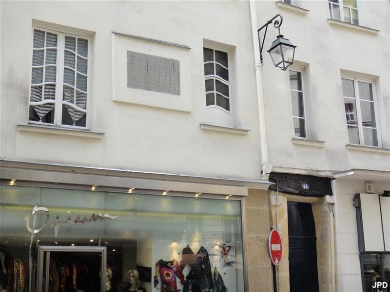 Paris bise art porte dauphine enceinte de philippe auguste - Portes ouvertes paris dauphine ...