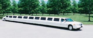 40 passenger limousine