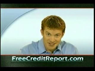 Actor Jon Lerner in freecreditreport.com commercials