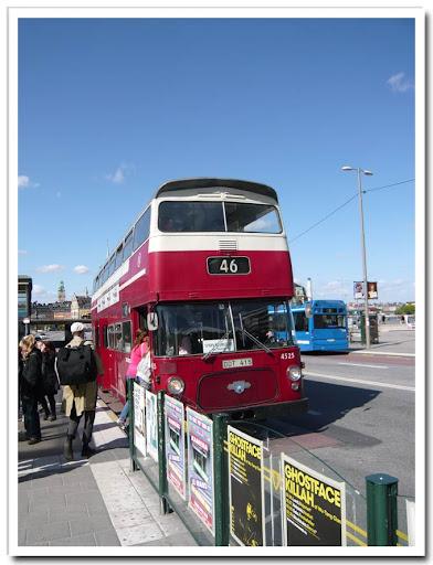 Gammal buss