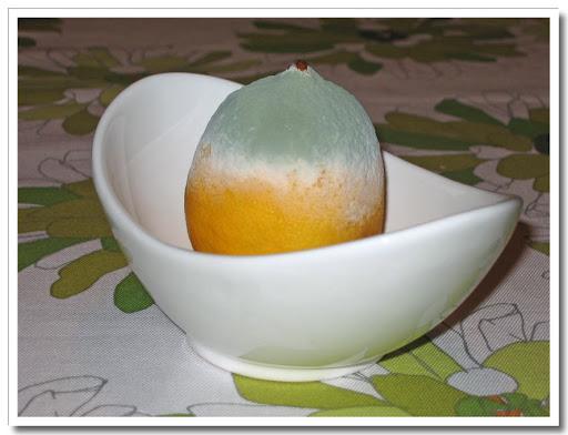 Trött citron