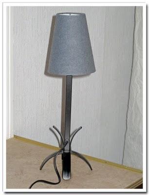 Tråkig lampa som ska fixas