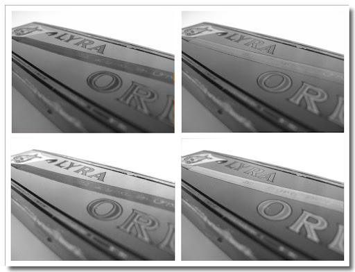 Pennask, konverterad till svartvitt med olika metoder 2