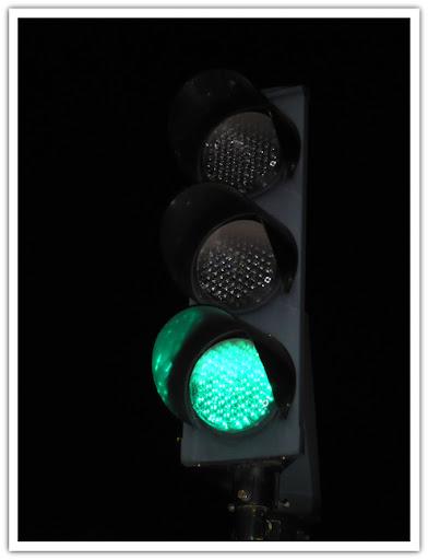 Grönt och svart