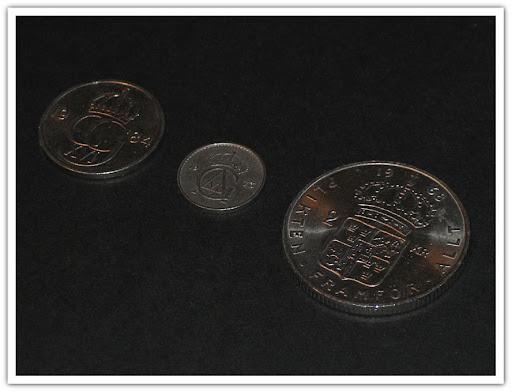 Gammal, äldre, äldst mynt
