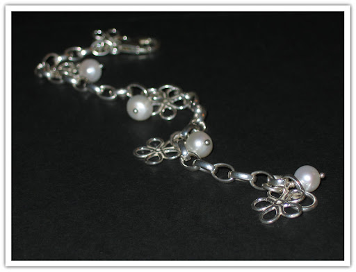 Silverarmband