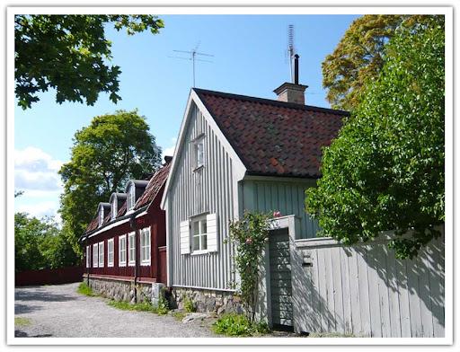 Söders gamla träkåkar, Stockholm