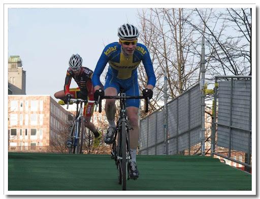Hopp upp på cykeln
