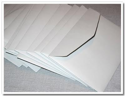 Egengjorda kuvert
