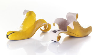 Kobi Levi- Footwear Design: Banana Slip-on 2010