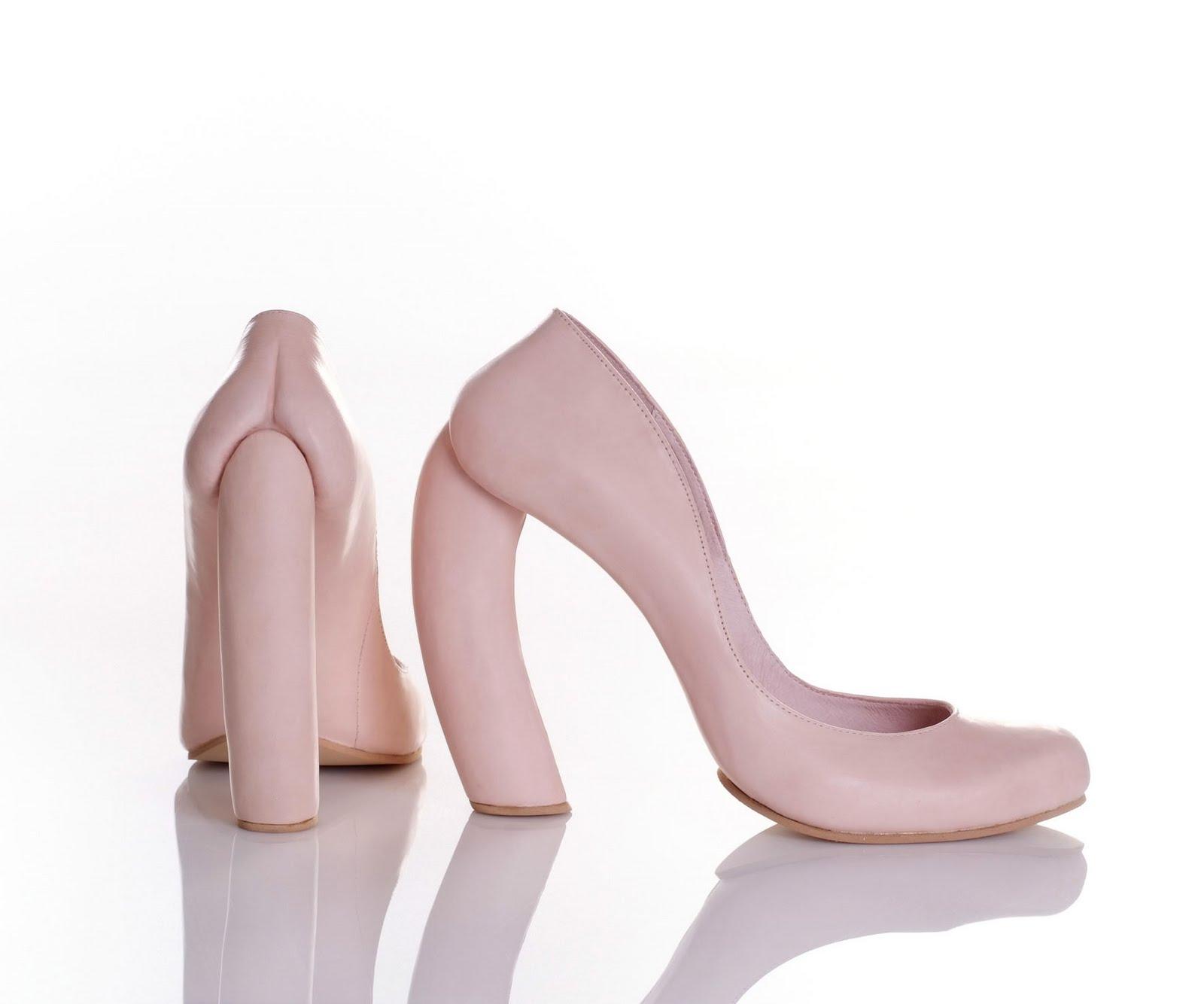 Kobi Levi Footwear Design XXX Pump