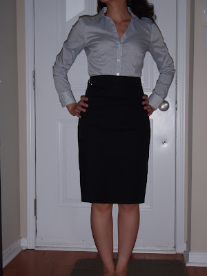 Review: H&M Work Wear