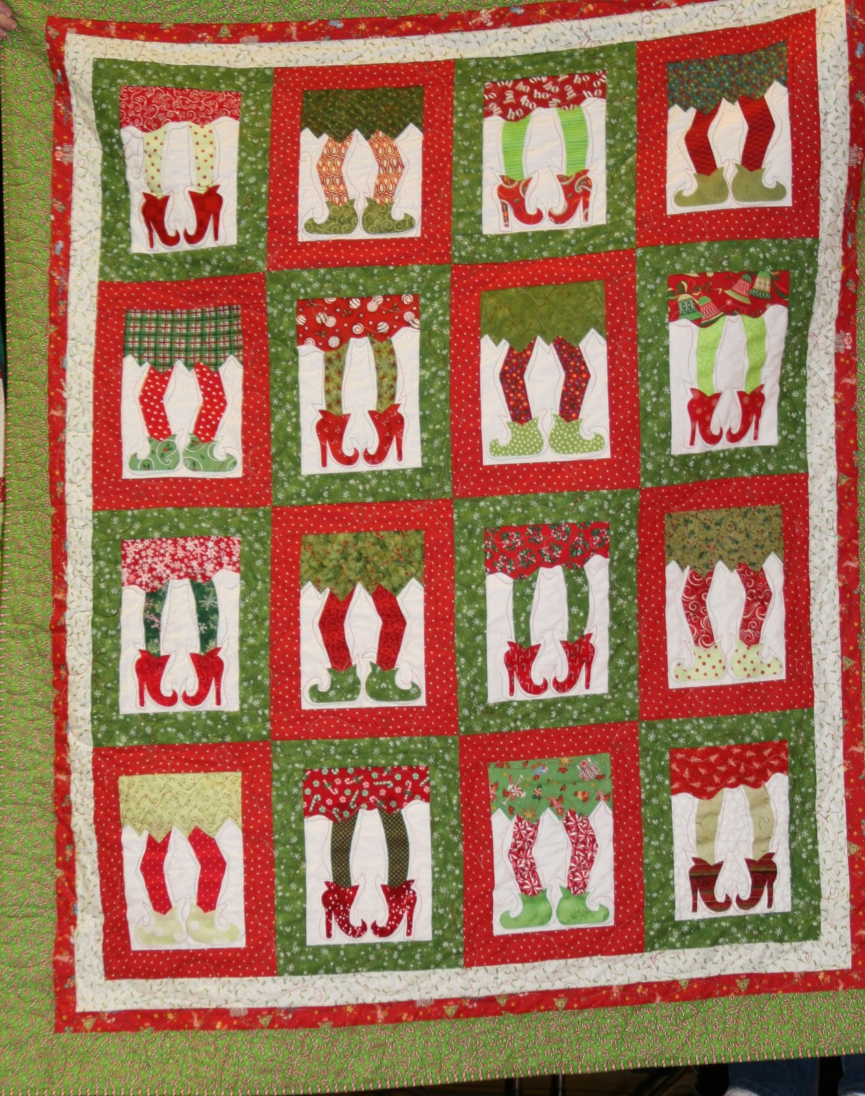 Utah Valley Quilt Guild: October Show and Tell : watermelon quilt pattern - Adamdwight.com