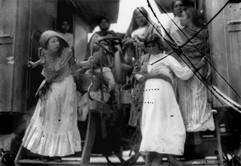 Soldaderas, heroínas indispensables de la Revolución Mexicana