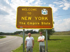 my brother Paul and I violating state border