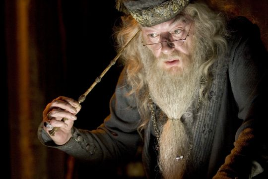 Harry potter world albus dumbledore the headmaster and for Albus dumbledore wand