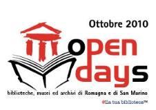 Open Day Riccione 31 Ottobre 2010