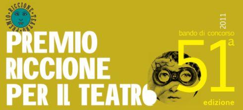 Premio Riccione Teatro 2011