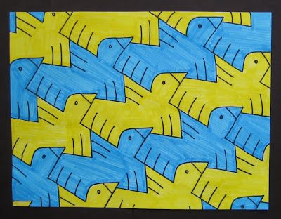 Tessellations for Children